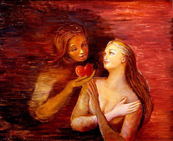 Dionysos et Psychée