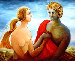 Apollon et la Pythie
