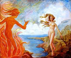 Héphaïstos et Aphrodite