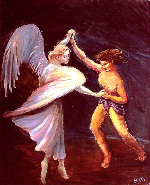 Le Combat de l'Ange