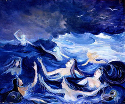 Neptume et Amphitrite