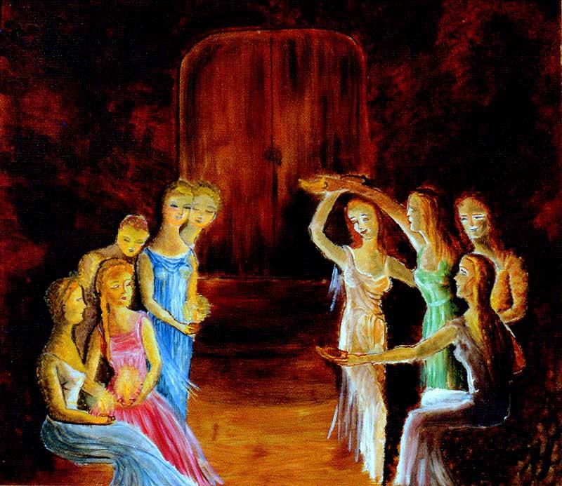 Vierges sages et vierges folles
