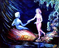 Narcisse et Echo
