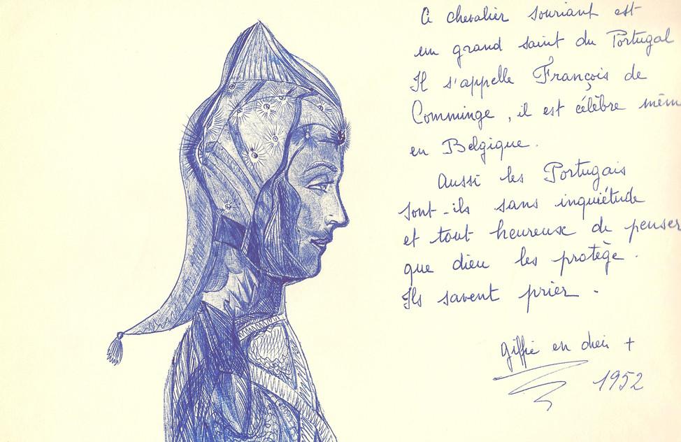 Portugal - Saint François de Comminge