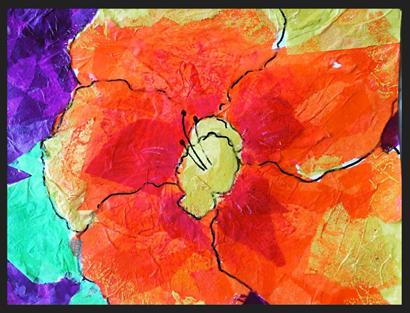 Flower Power by Robin Sarner
