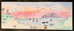 Pacific Panorama by Kaye Furlong
