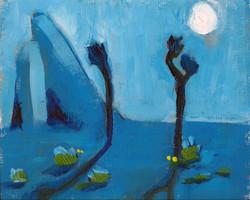 Desert Nocturne by Kathy Bauer