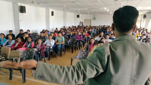 Seminars for Universities