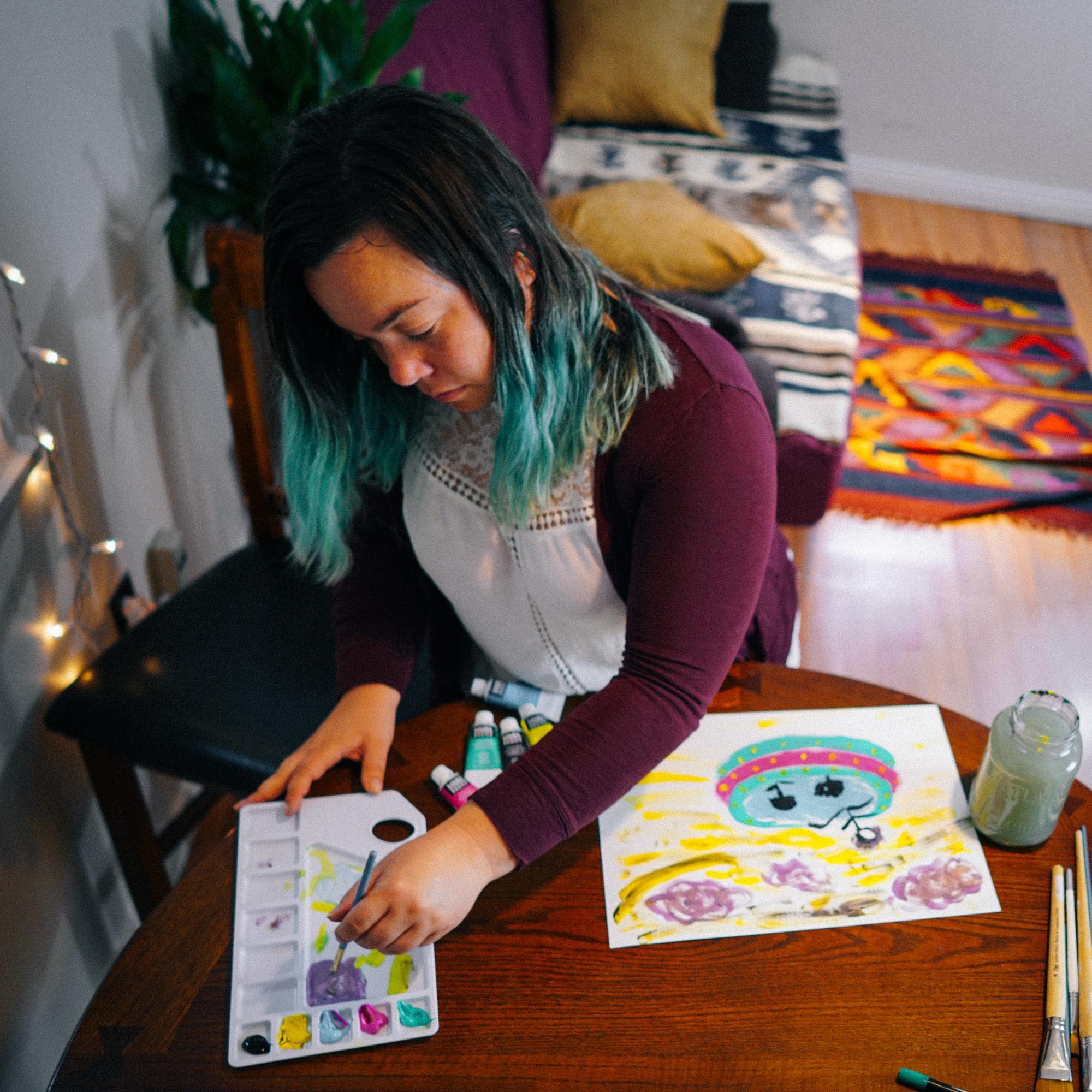 Individual Expressive Arts Therapy