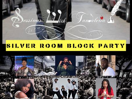Silver Room Block Party