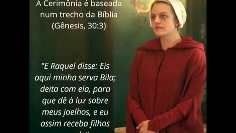 The Handmaid's Tale, a Bíblia e as mandrágoras de Raquel e Lia