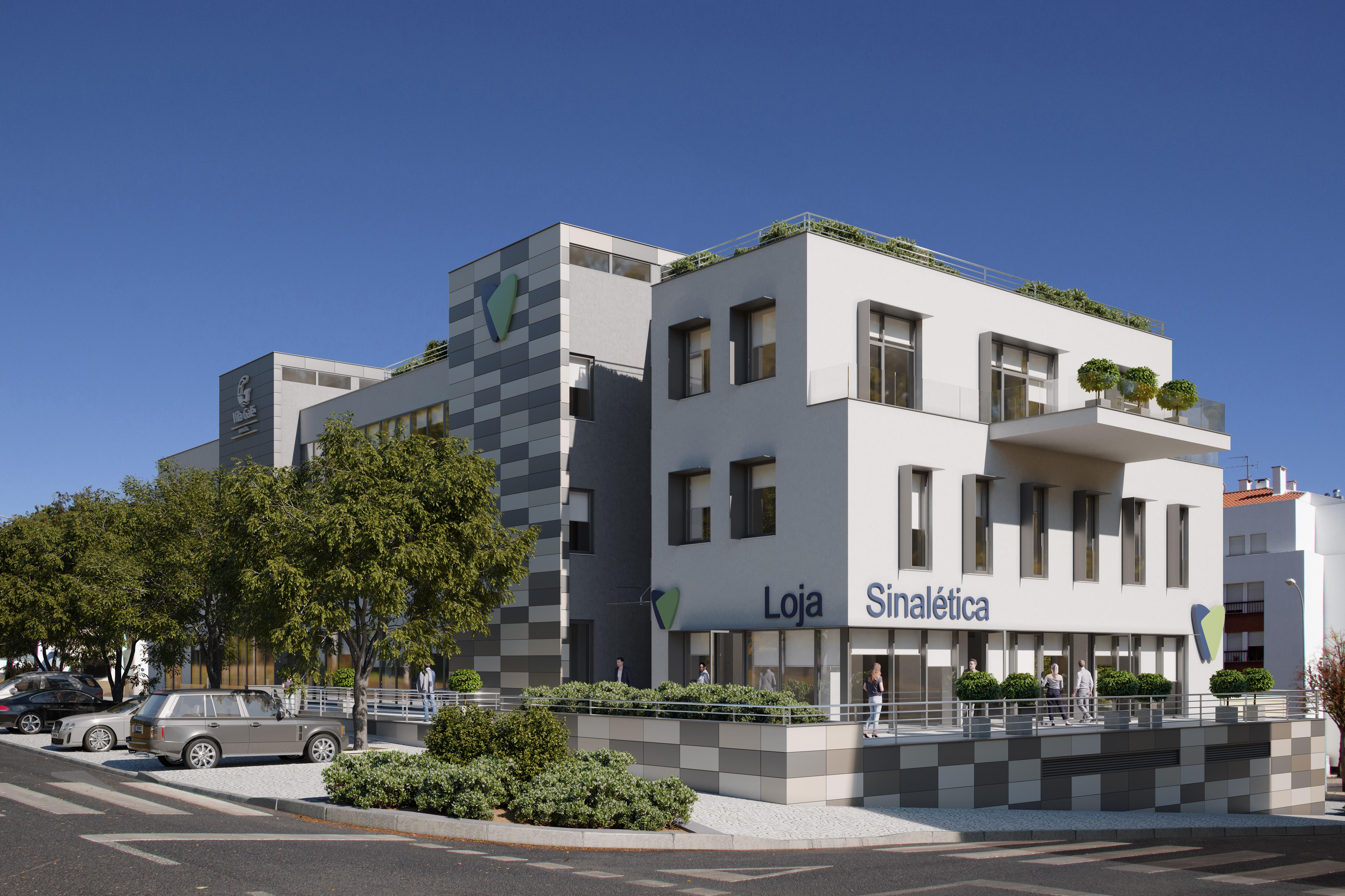 PALMER & GREGO_edifício escritórios parq