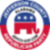 Jeffco GOP Logo, Jefferson County AL, AL Republican, Birmingham