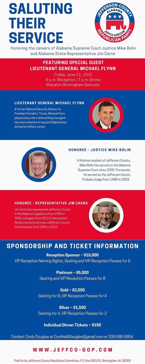 Jefferson County GOP Fundraiser - Revise
