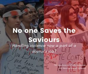 No one saves the Saviours