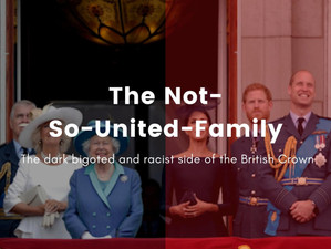 The Not-So-United Family | Prince Harry and Meghan Markle Interview