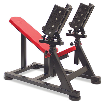 INCLINE DUMBELL BENCH PRESS W/ PIVOT