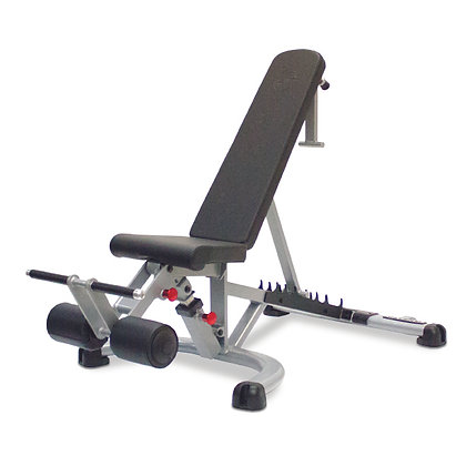 ADJUSTABLE FLAT/INCLINE/DECLINE BENCH