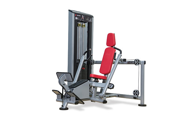 SEATED CONVERGING CHEST PRESS