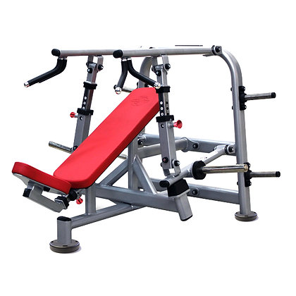 INCLINE CONVERGING BENCH PRESS