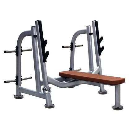 OLY FLAT BENCH PRESS W/ PIVOT
