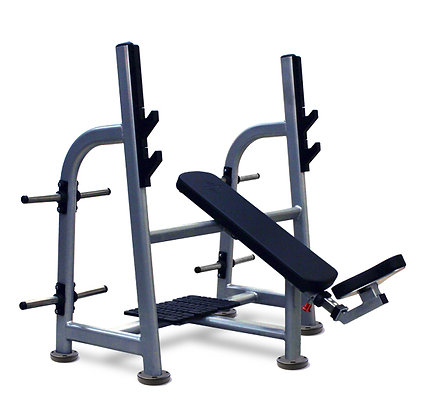 OLY INCLINE BENCH PRESS