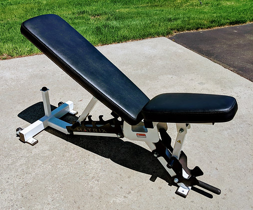 Matrix Adjustable Bench - Full Commercial