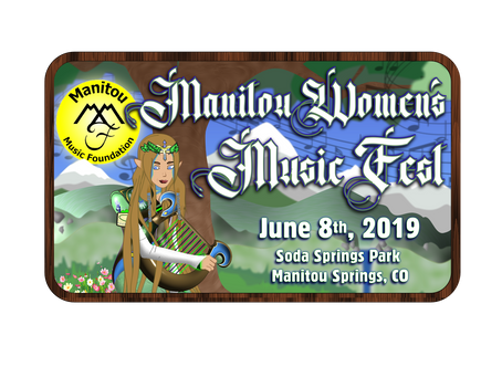 Next up? The Manitou Women's Music Fest, June 8, Soda Springs Park. Early bird tickets on sale now!