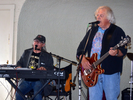 'Let the Good Times Roll': Big Sky closes-out the Munchie Fest April 21. Thanks, boys!