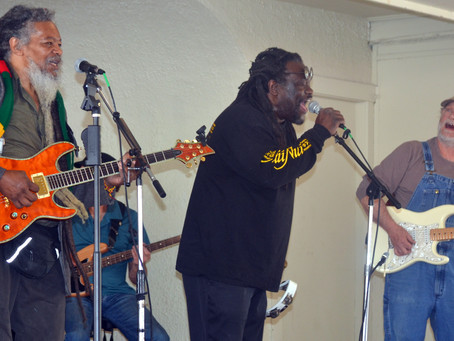 Local Reggae greats 'B Positive' one of four local bands to perform at Munchie Fest
