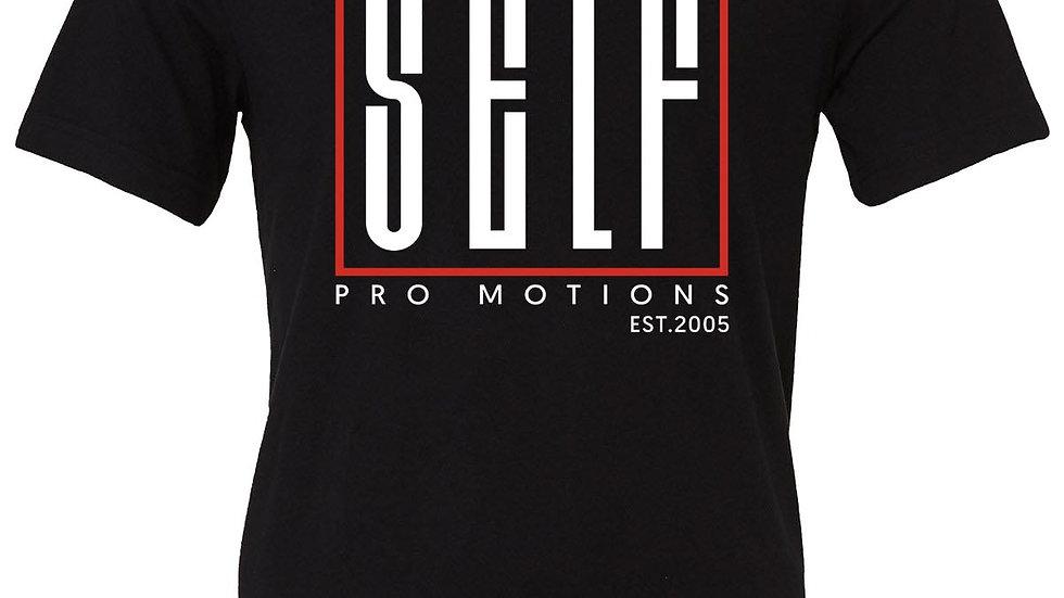 Self Pro Motions logo T
