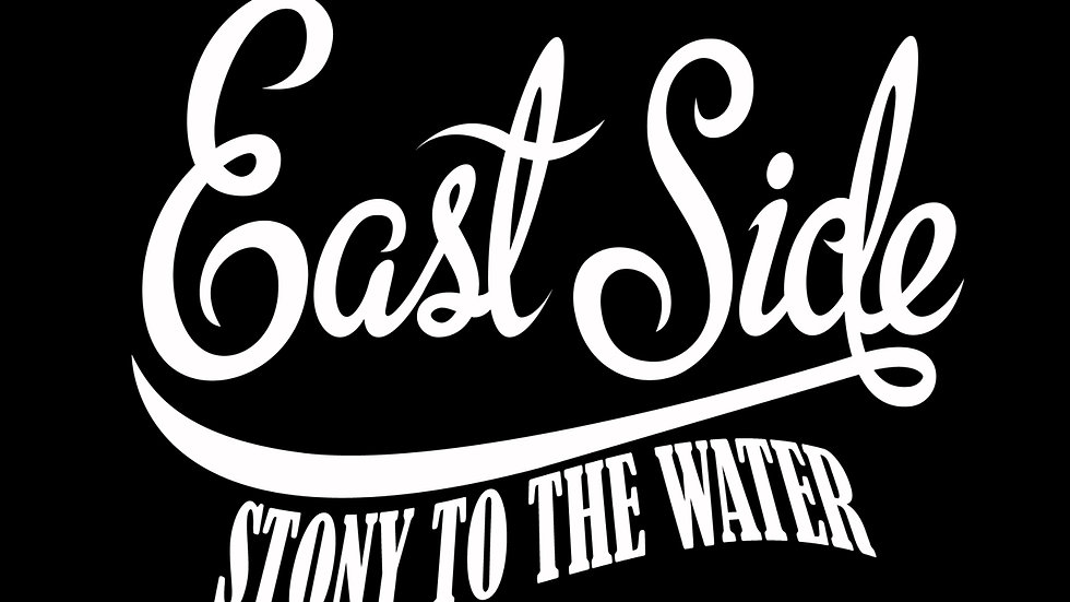 East Side Stony to the water