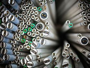 flourescent light tubes