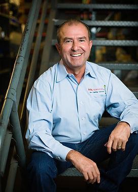 Oscar Salinas, Vice President Operations P.S. Services