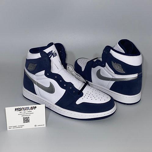 Nike Jordan 1 High OG 'Japan Midnight Navy'
