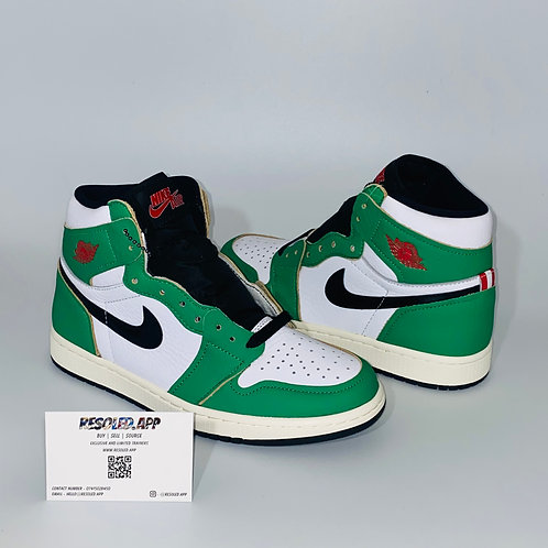 Nike Air Jordan 1 High OG 'Lucky Green'