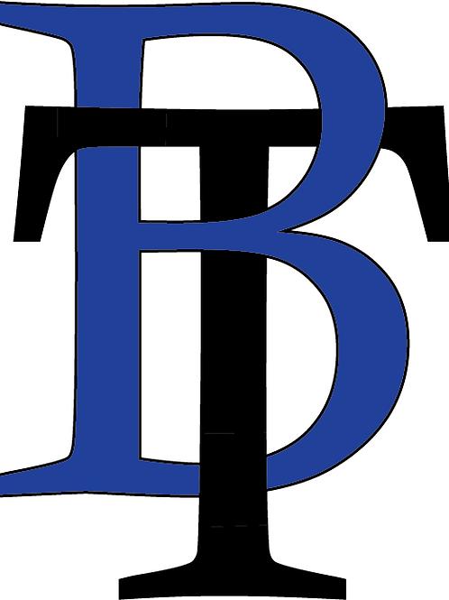 Chain Letter Logo (2 Letter)