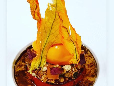 Die Quitte in der gehobenen Gastronomie