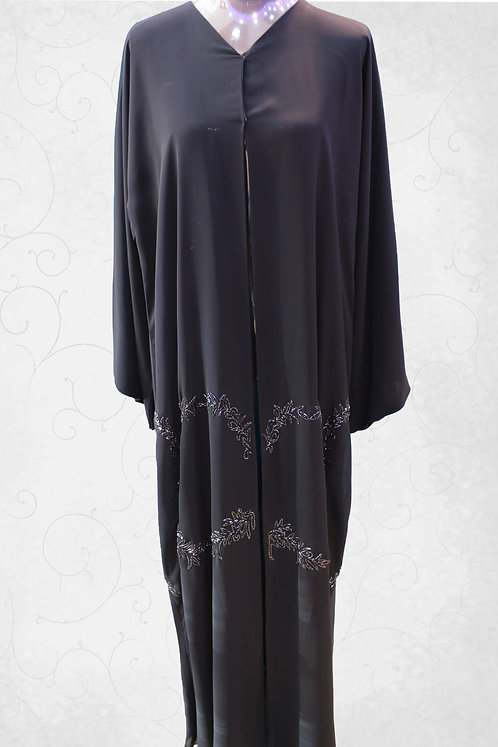 Abaya with Hand Work