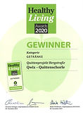 Quittenprojekt_Healthy_Living_Award_klei