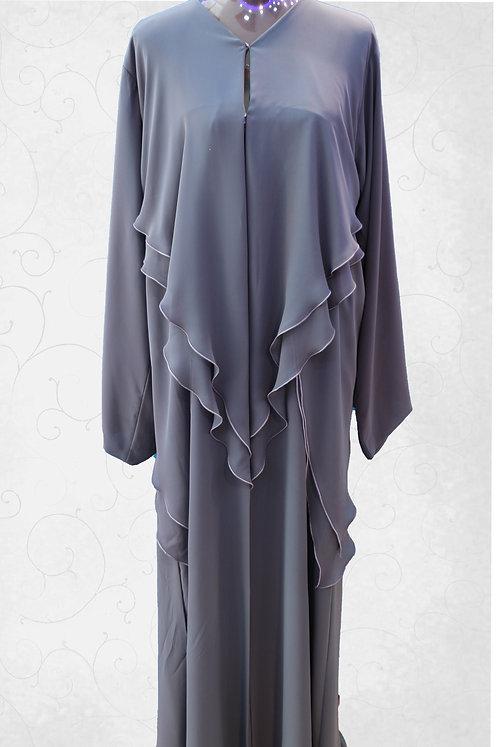 Abaya with Hand Work