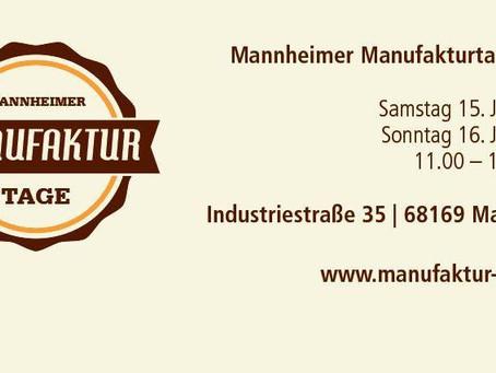 Mannheimer Manufakturtage