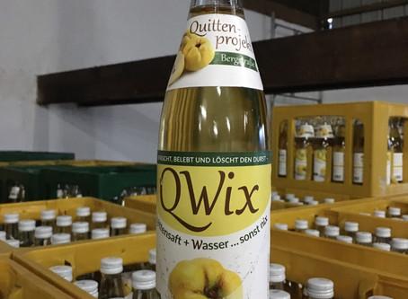Qwix-Quittenschorle