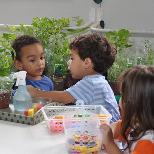 Seminário Montessori de 0 a 3 anos