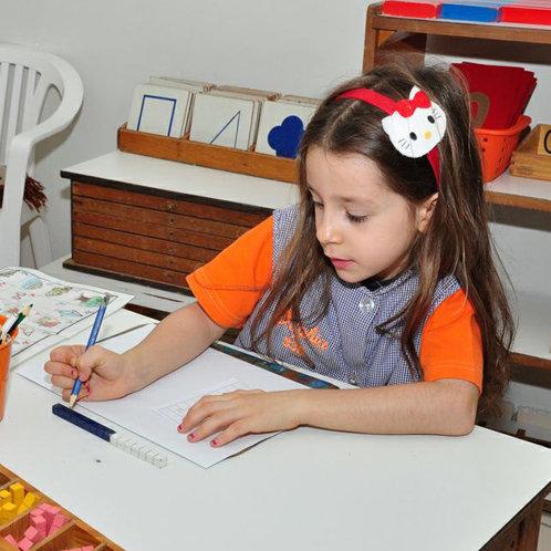 Capacitação para professores das classes de 3 a 6 anos
