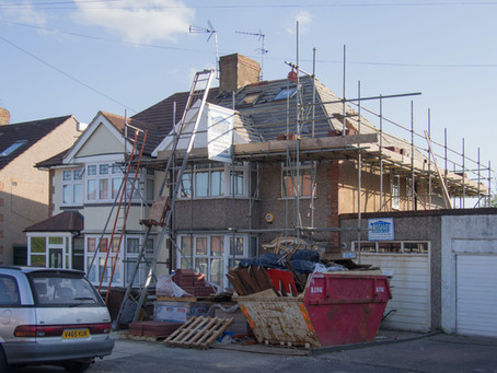 Home Insurance and building works