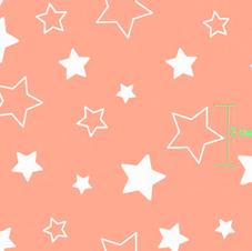 7957-1 звездочки коралл