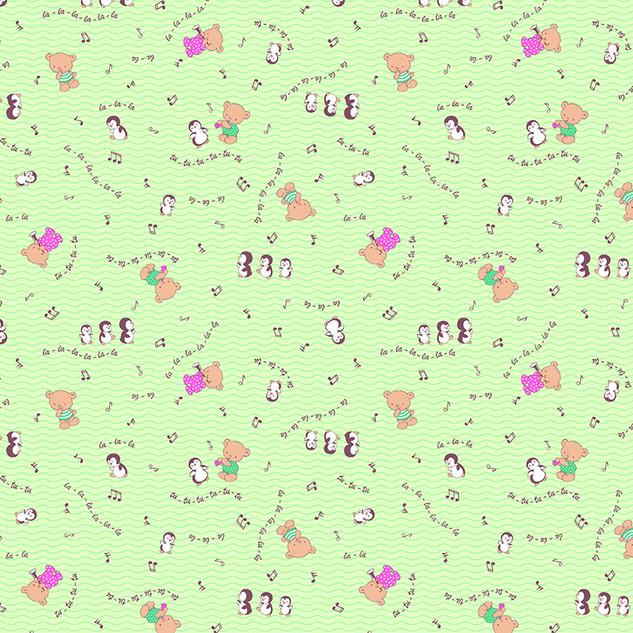 21168-5 Музыкальные нотки