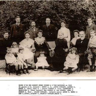 1903NocesDorDesErnestZuberIleNapoleonPs.