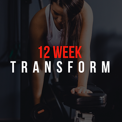 12 Week Transform
